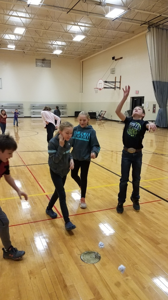 vocabulary snowball fight