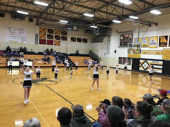 Elementary Cheer Clinic
