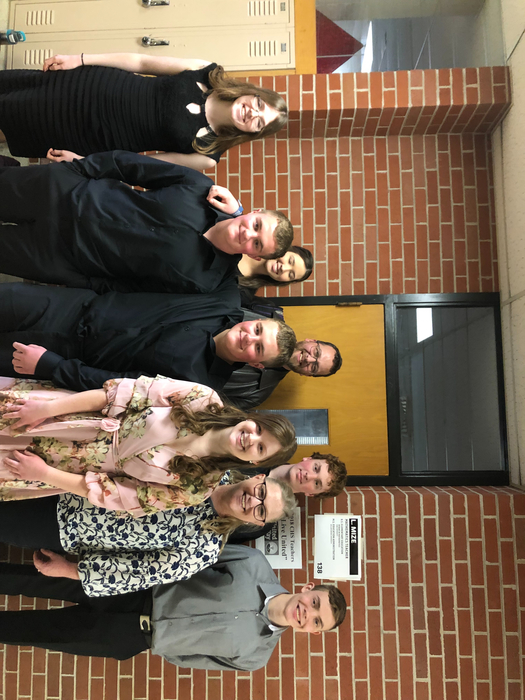 Solo/Ensemble participants