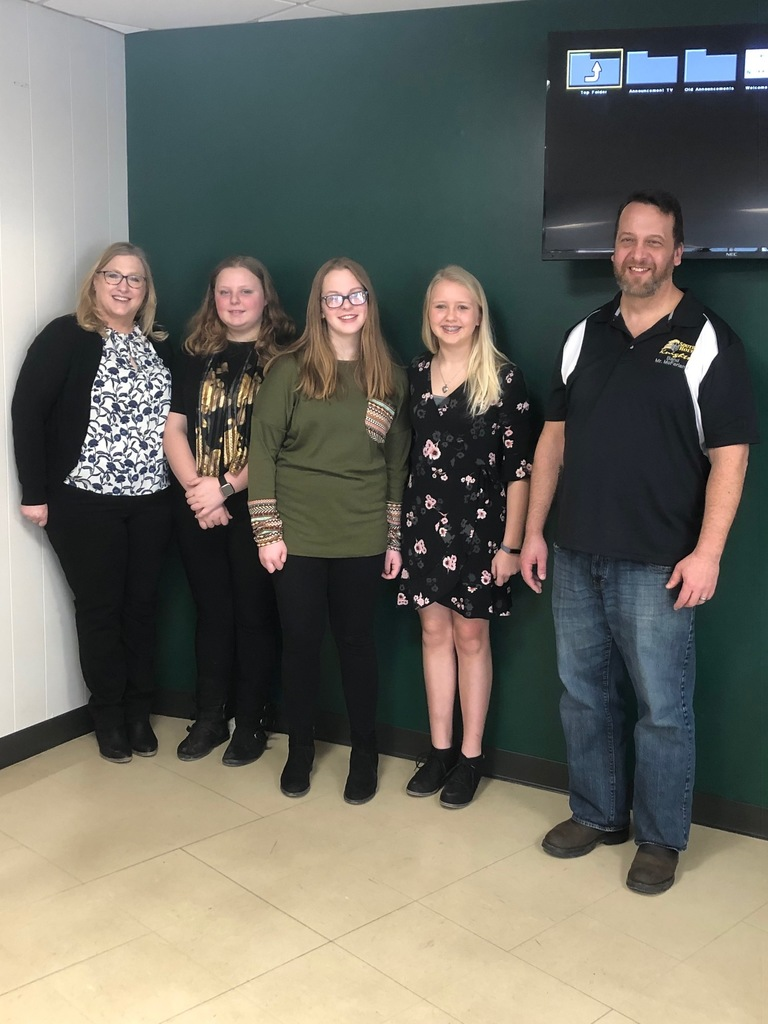 Middle School solo/ensemble festival at NWMSU